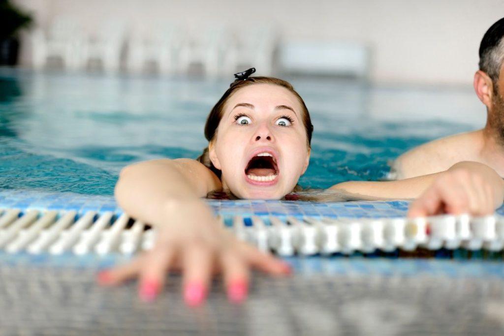 Aquaphobie: comment ne plus avoir peur dans l'eau?