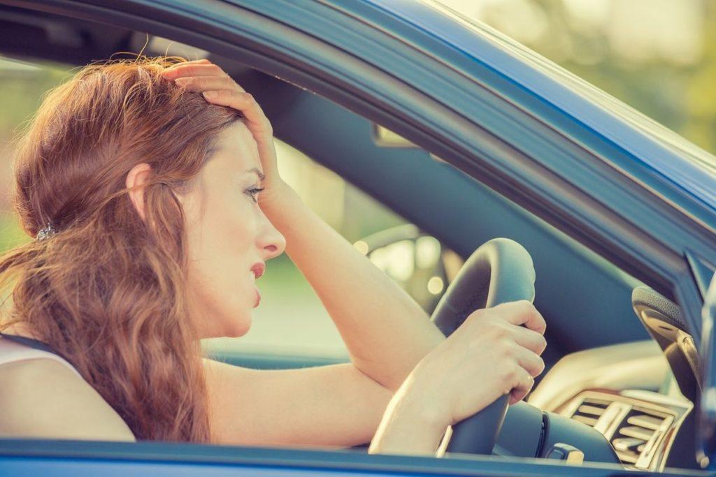 Comment arrêter de stresser au volant sur l'autoroute?