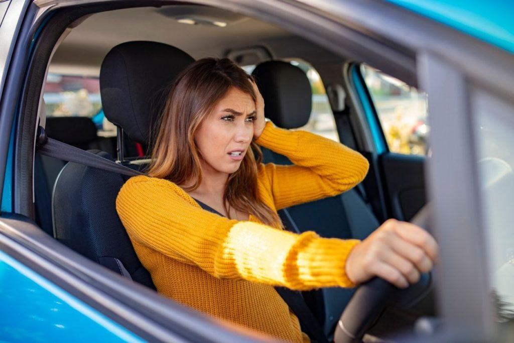 Comment arrêter de stresser en cours de conduite?