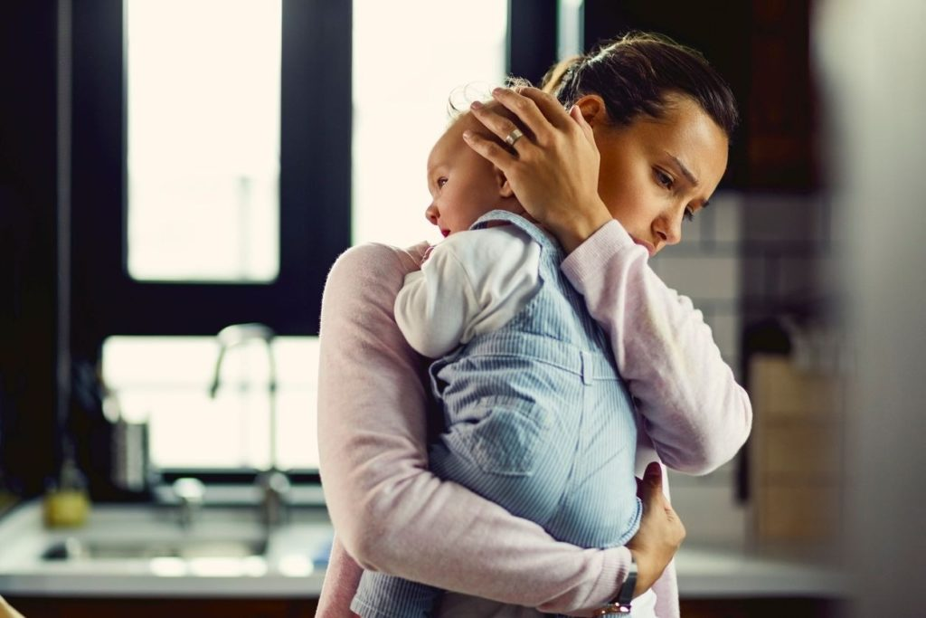 Comment faire pour ne pas communiquer son stress à son bébé?