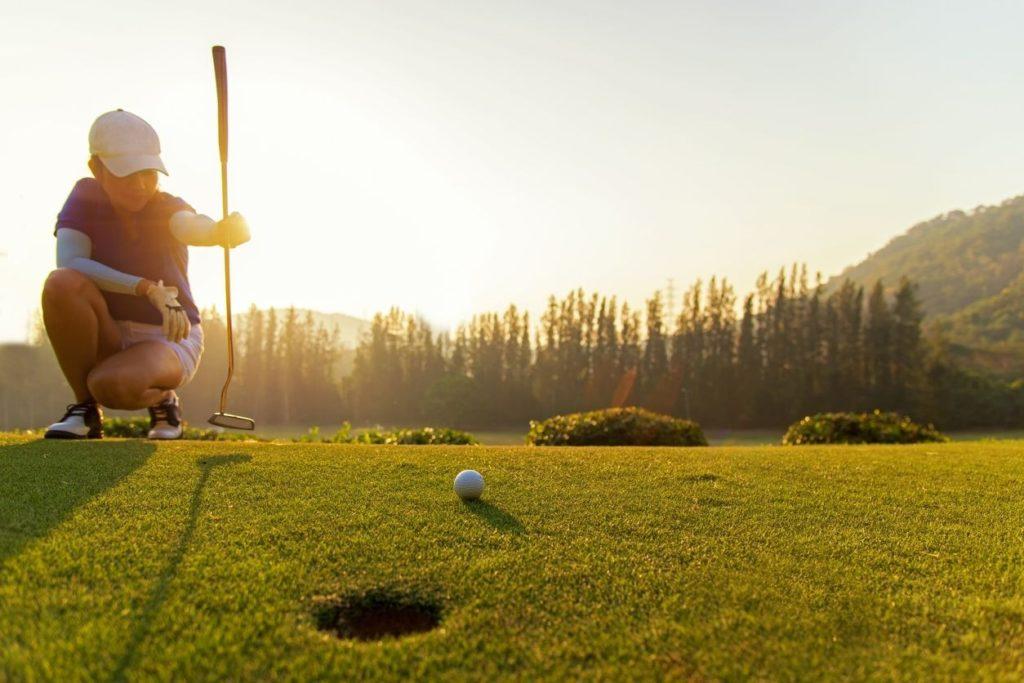 Comment gérer son stress au golf?