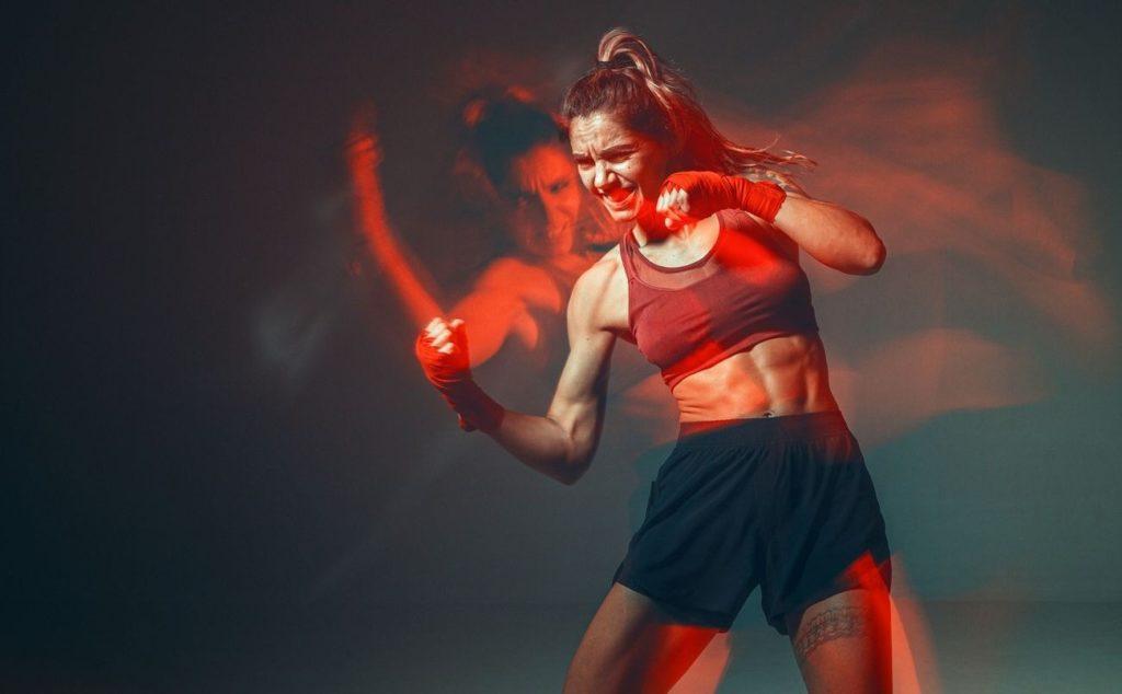 Comment gérer son stress avant un combat de boxe ou MMA?